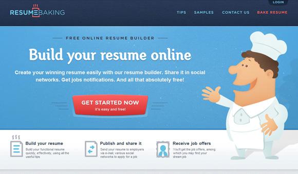 ResumeBaking