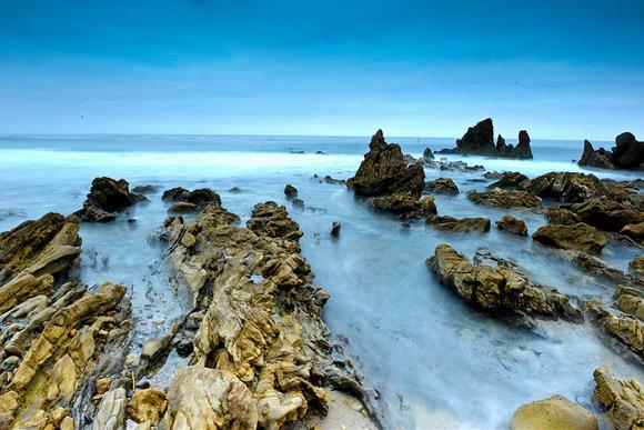 Pacific Ocean Seascape