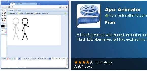 html5 Ajax Animator