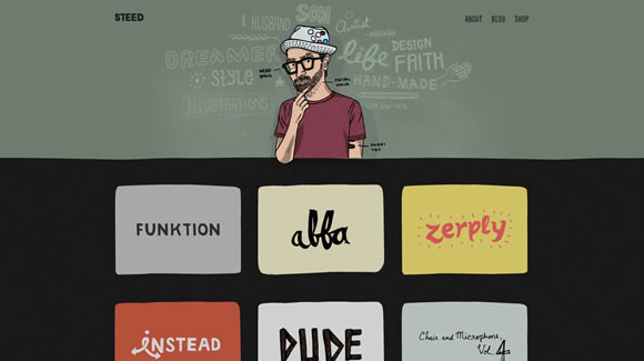 Texture Usage in Web Design