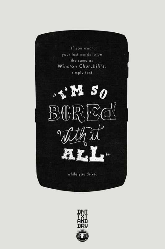 Typography in Print Ads
