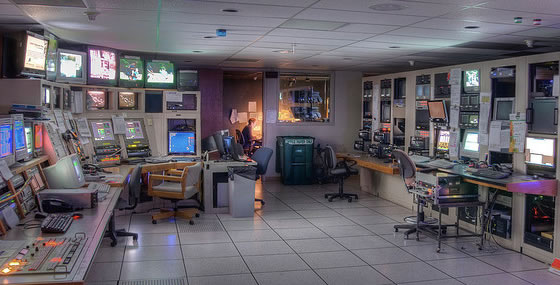 Security Control Room Photo