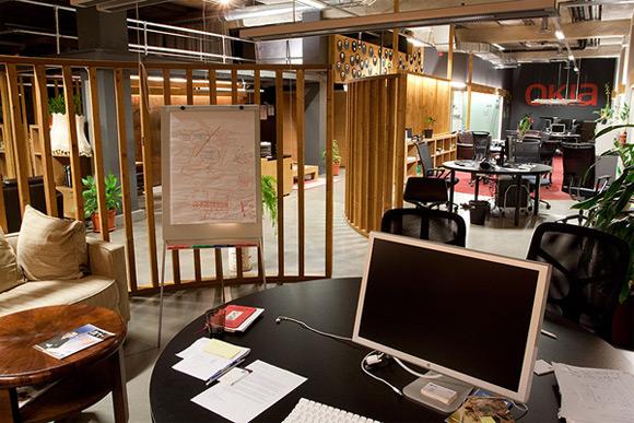 30 creative wooden workspace interior designs - web design ledger