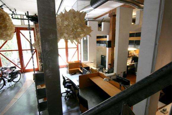 David Baker Architecture Headquarters