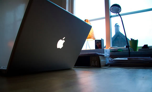 Featured image - black matte MacBook laptop