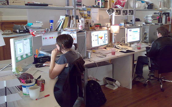 South Africa web design studio