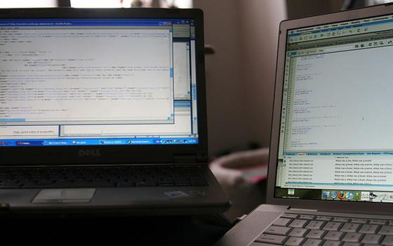 classic coding HTML CSS websites