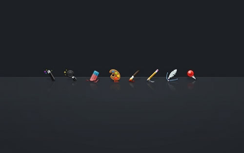 Photoshop Tools Icons