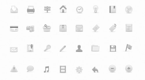 Soft Media Icons Vol. 2