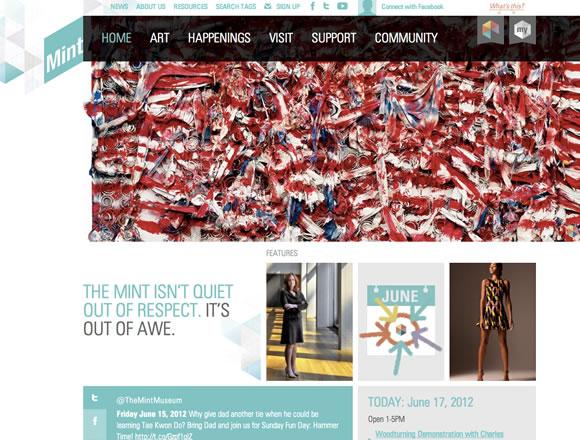 colorfulsites02 21 Ejemplos de uso de colores distintos en diseño web
