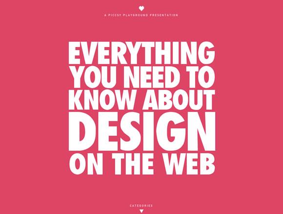 colorfulsites16 21 Ejemplos de uso de colores distintos en diseño web