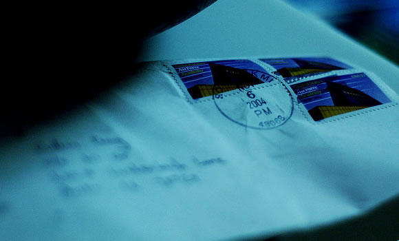 e-mail and contact forms - letter envelope