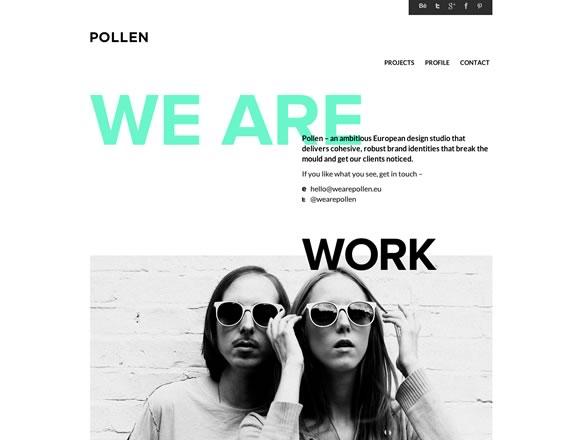 21 Inspiring Portfolio Websites
