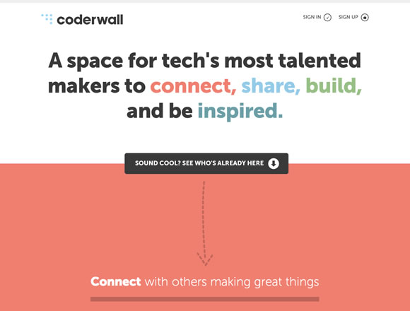 21 Examples of Inspiring Typography in Web Design