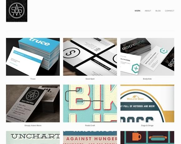 21 Inspiring Minimalist Websites