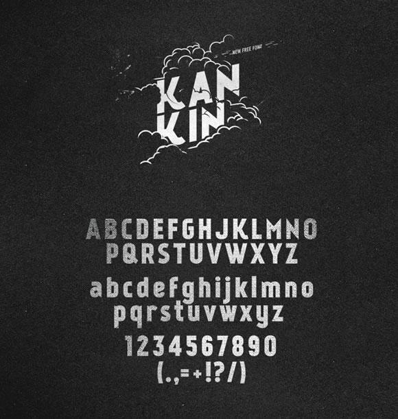 9 Fresh Free Fonts