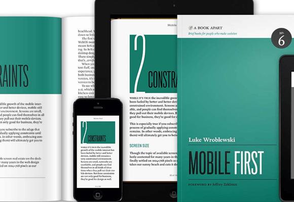 mobile first book webdev designing websites