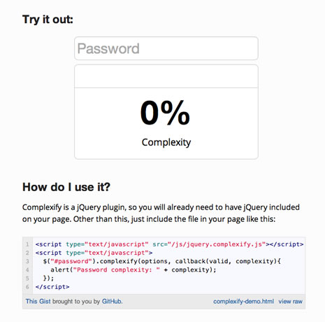 8 jQuery Plugins for Spicing Up Your Forms