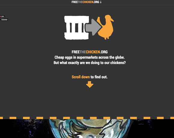 20 Single Page Designs to Inspire You