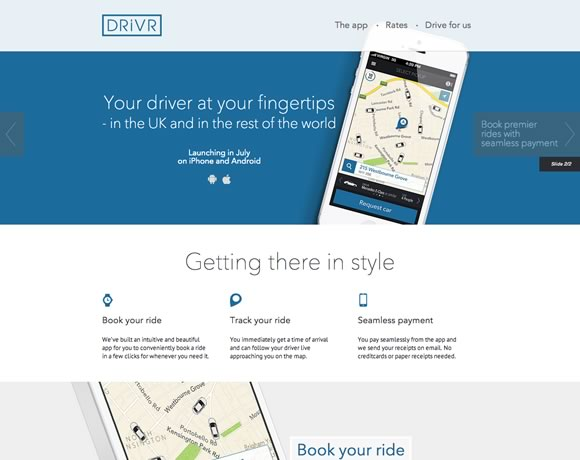 17 Examples of Beautiful Services and Apps Websites