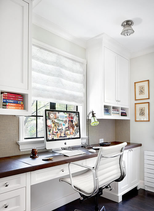Inspiring Minimalistic Home Offices