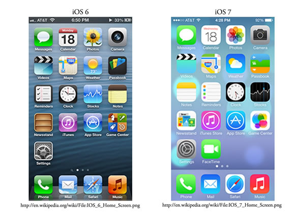 The Smartphone Face Lift: Is Apple's Design Too Trendy?