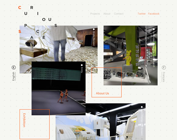 11 Inspiring Examples of Textures and Patterns in Web Design