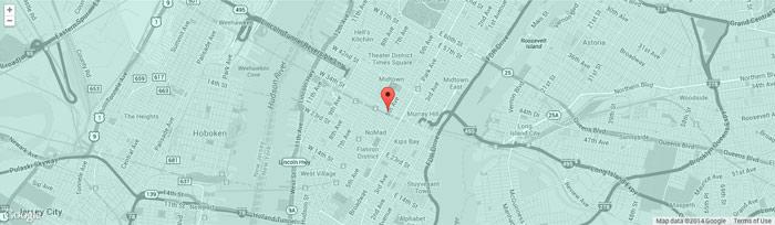 hayden map