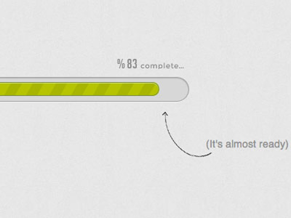 30 Amazing Examples of Loading Bar Designs for Your Inspiration