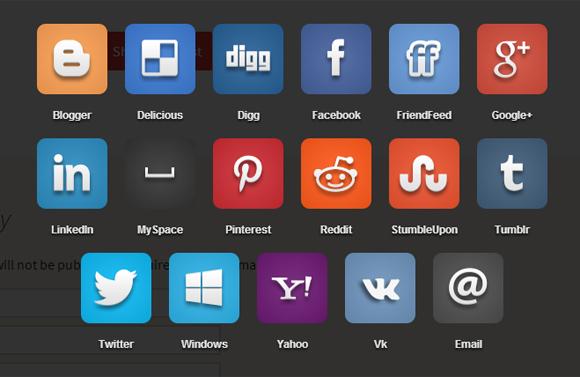 Sharing is Caring: 10-15 Social Media Plugins for WordPress