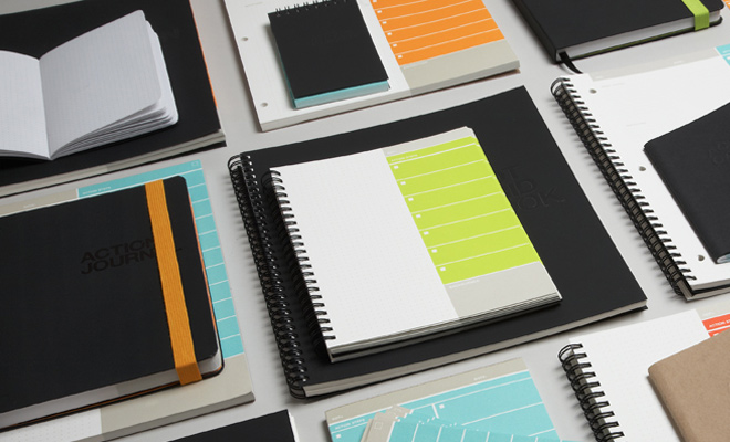 behance action method grid books