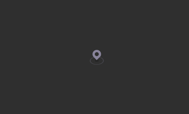 css3 only map marker animated icon