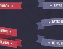 preview-vintage-ribbons-freebie