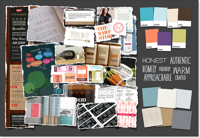 Design Collaboration Mood Board
