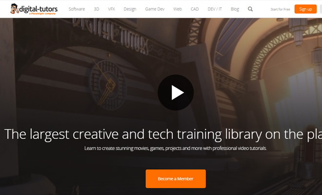 digital tutors elearning video bg