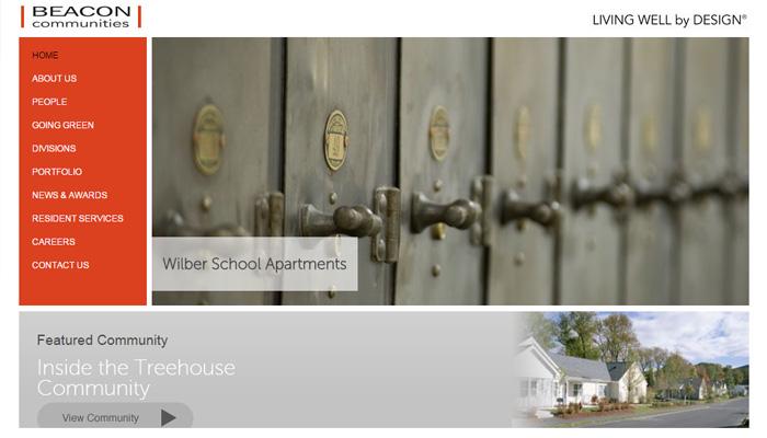 Işaretçi toplulukları llc web sitesi tasarımı