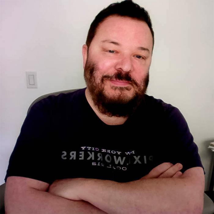 Zeldman headshot, founder of Happy Cog