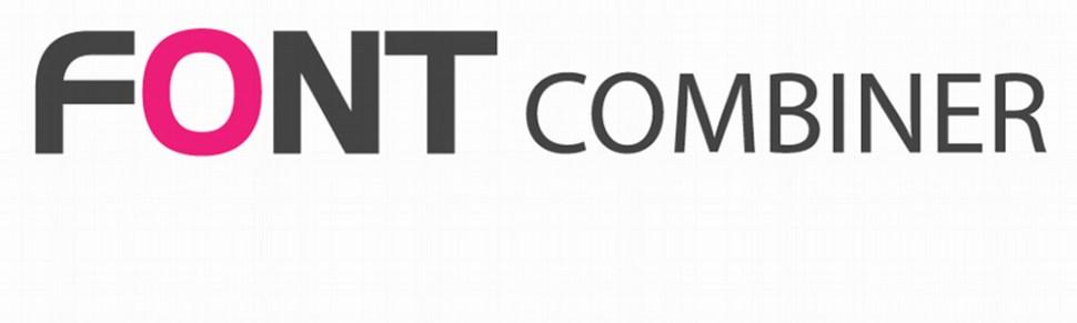 Font Combiner webapp