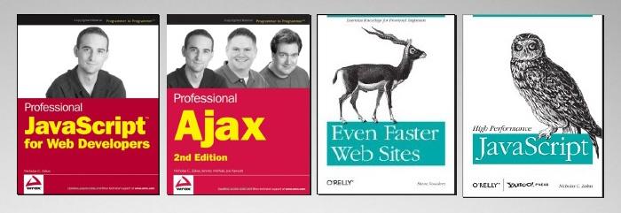 Nocholas-JavaScript-books