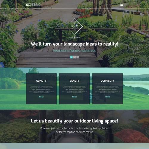 20-landscape-design-psd-template