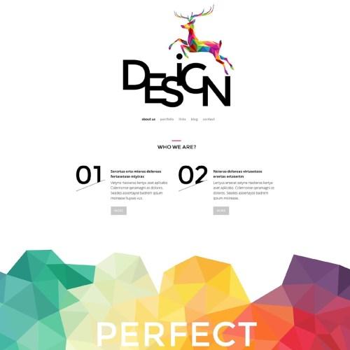 3-web-design-pds-template