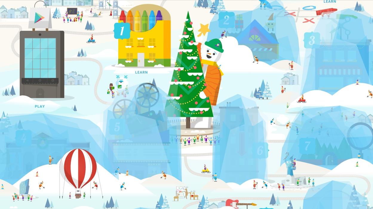 Santa Tracker2