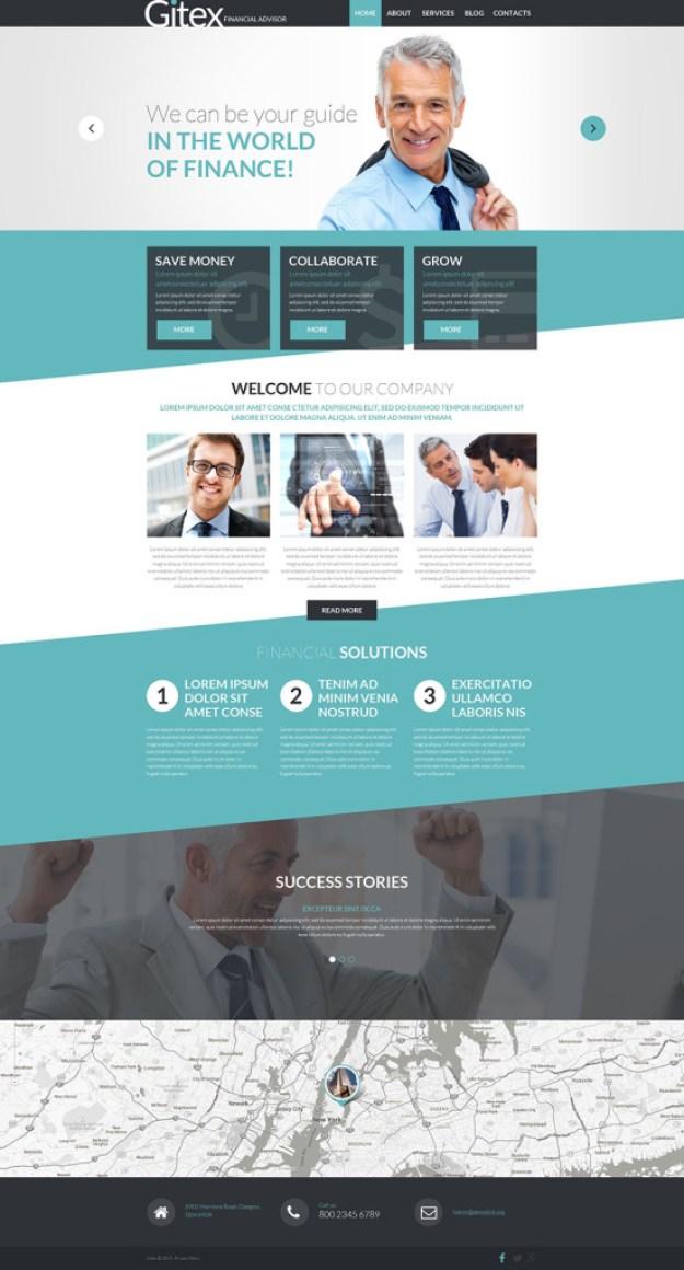 14 business wordpress theme