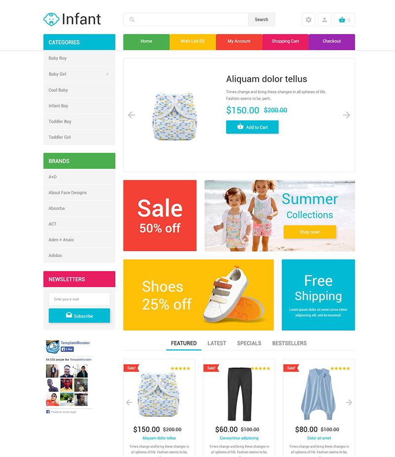 Infant-Clothing-Store