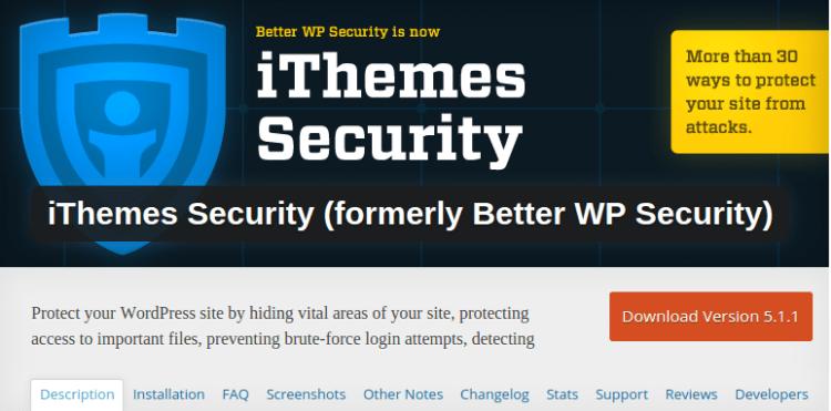 iTheme Security