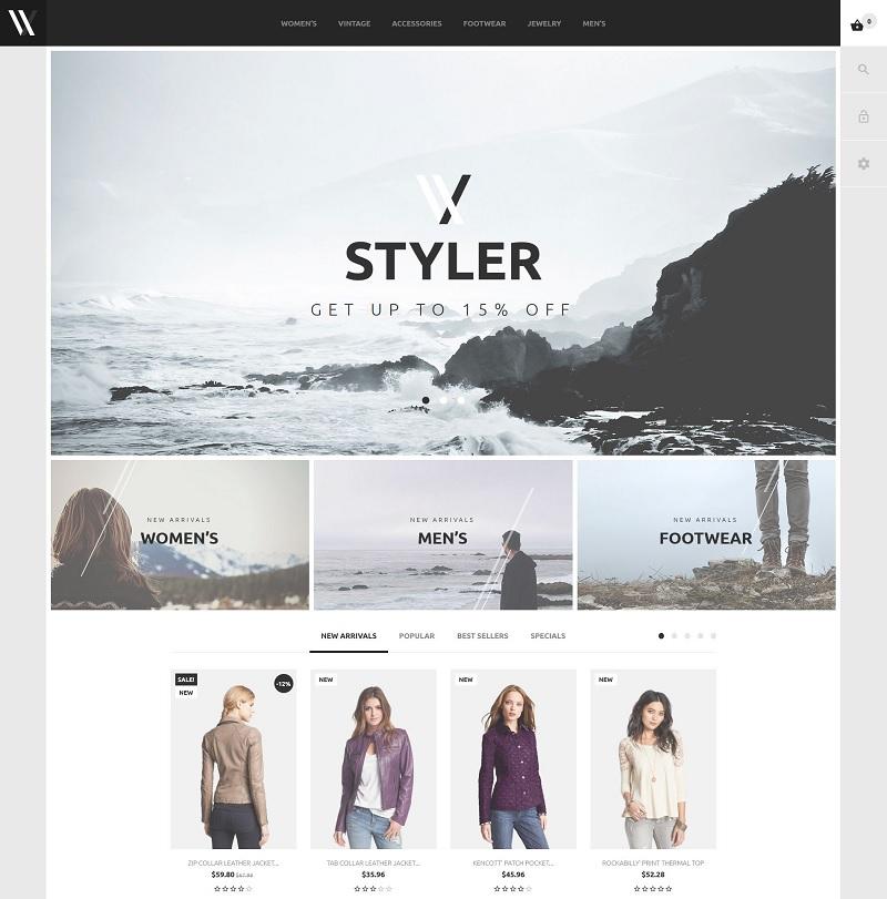 styler-prestashop-theme