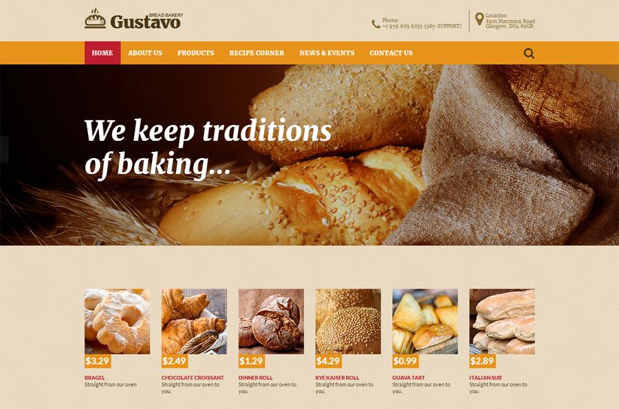 21. bakery-responsive-html5-website-template