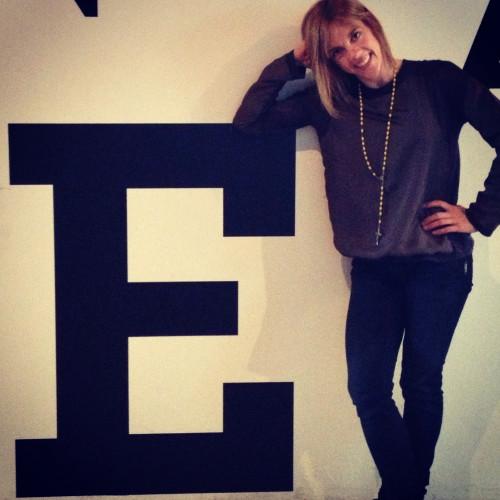 Outbrain Lead Designer, Erica Schneider