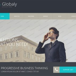 free wordpress theme for consulting companies