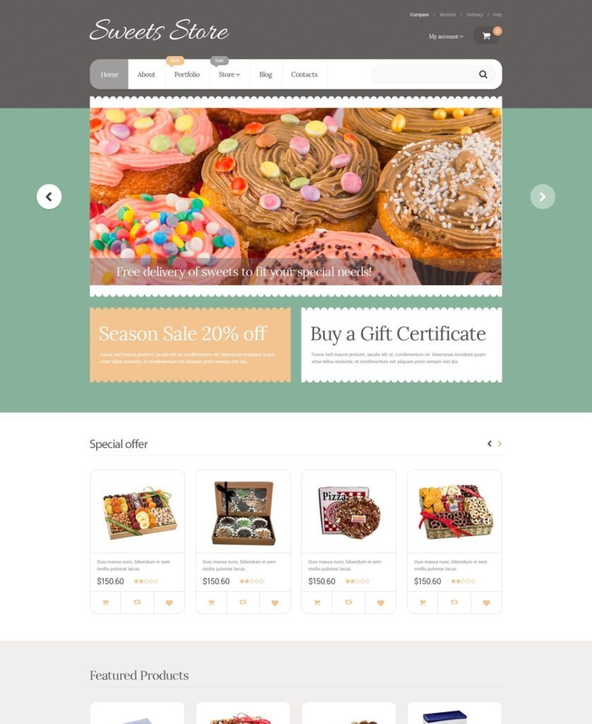 20-sweets-store-wp-theme